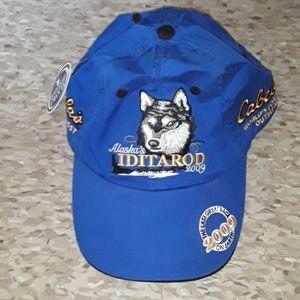 Unique 2009 Iditarod Blue Volunteer Hat NWT
